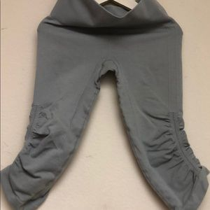Spandex tights